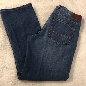 Tommy Bahama standard straight leg denim jeans